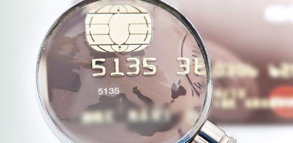 Credit card investigation
