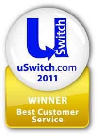 uSwitch Broadband Awards 2012: The Winners