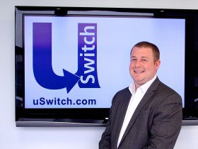 Ashton Berkhauer, Commercial Director of uSwitch