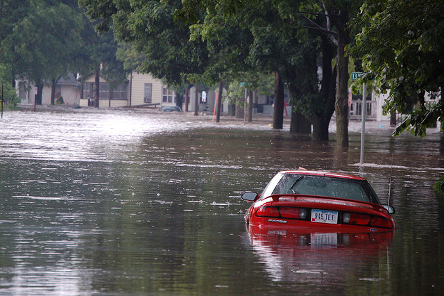 Flooding payouts hit 1bn in 2012