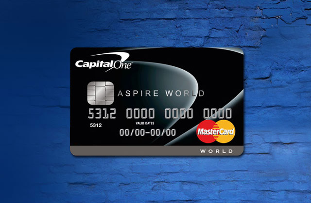 uSwitch News: Capital One Aspire World Credit Card