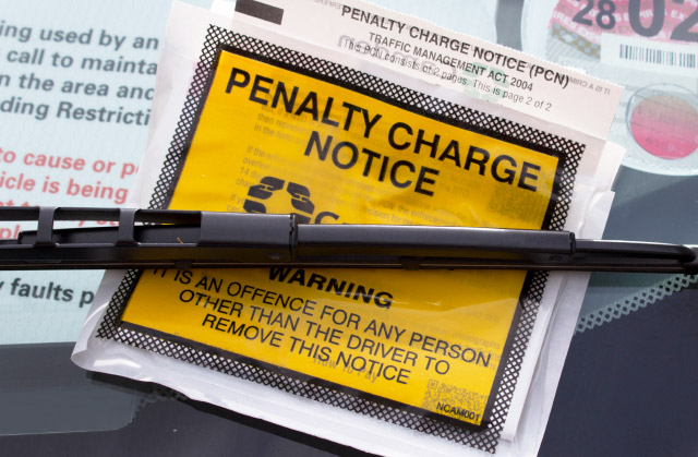 Research reveeals 25 per cent of motorists have been hit with a parking fine in the past three years