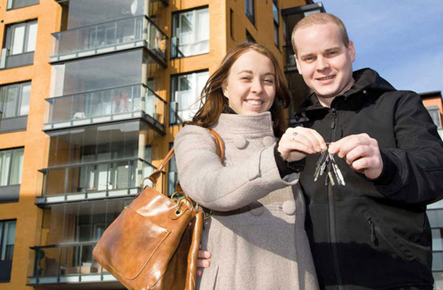 There have been over 3,000 property sales using the Help to Buy scheme