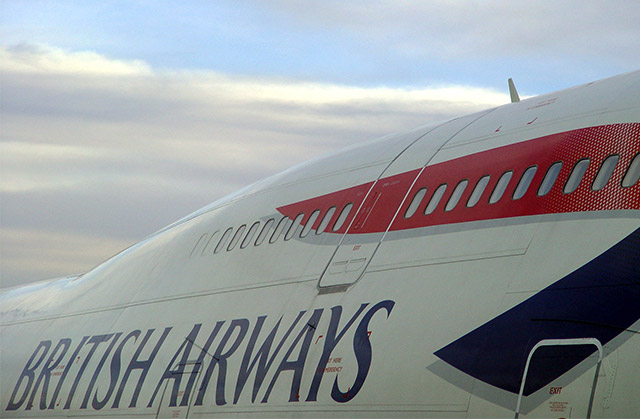 British Airways apologised and returned the luggage but only after the customer had spent $1,000 on his promoted tweet