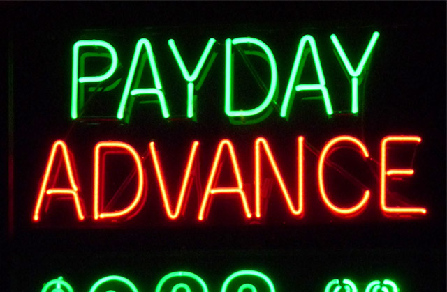 "The ""clock is ticking"" for payday loans lenders according to the Financial Conduct Authority"