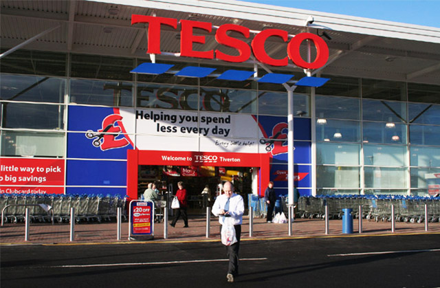 Tesco set to shake up current account market with 2014 launch