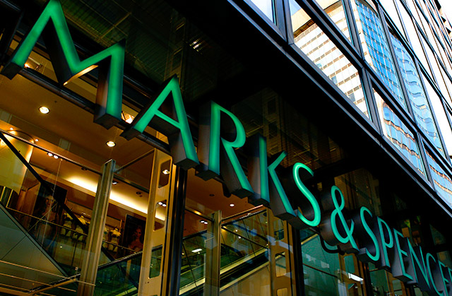 M&S Bank branches use a pager service allowing customers to shop while they wait for a banking appointment